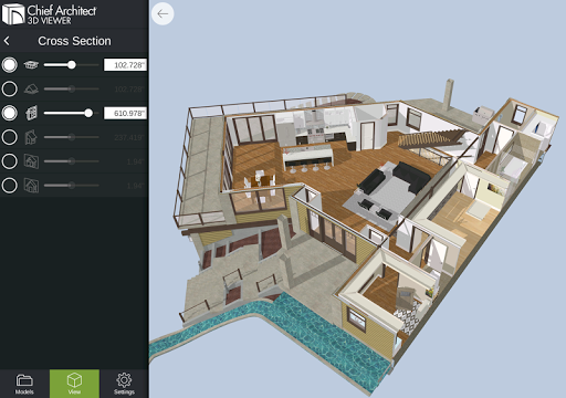 3D Viewer by Chief Architect ss3