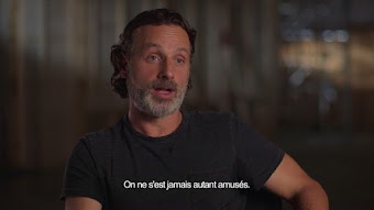 Episode 8: The Walking Dead – Le Making Of (VOST)