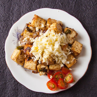 Paneer Butter Fry Recipe – Butter Fried Cottage Cheese.