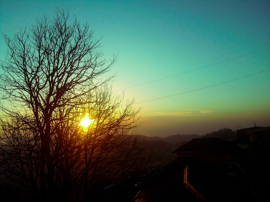 An evening in Shimla by Vikas Kumar - Instagram & Mobile Other