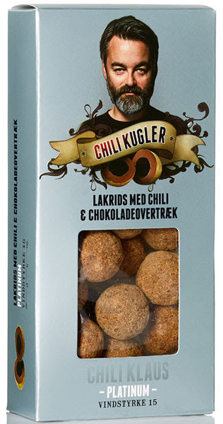 Chili kugler / chilikulor vindstyrke 15 – Chili Klaus