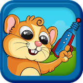 Hamster Bubble Shooter