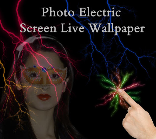 Electric Screen Live Wallpaper