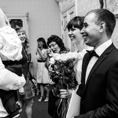 Wedding photographer Natalya Kolesnichenko (NataliaMoon). Photo of 16.12.2017