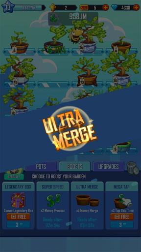 Merge Money - I Made Money Grow On Trees screenshots 6