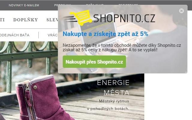 Shopnito.cz Lištička