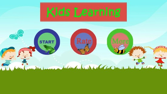 Kids Learning - náhled