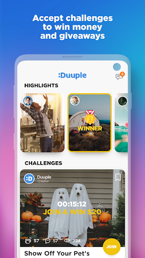 Duuple – Challenge Your Friends ss1