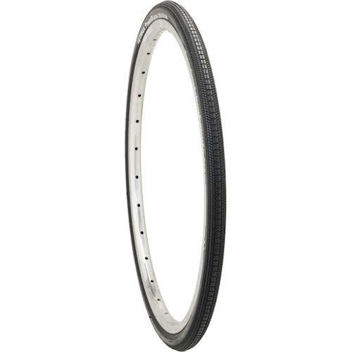 Tioga PowerBlock Tire - 20 x 1-3/8, Clincher, Wire, Black, 60tpi