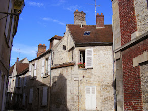 Photo: A typical view in the old town.