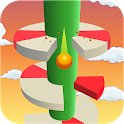 Helix Madness: Bounce & Jumping Ball Game icon