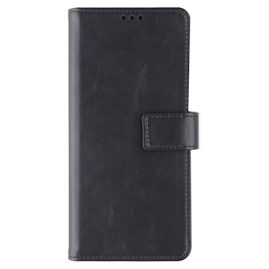 Key Premium Plus Magnet Wallet (Extra Pockets) Galaxy Note 8 Svart