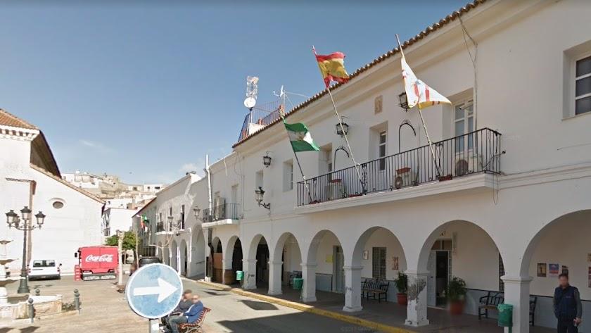 Imagen del Ayuntamiento de Fiñana.