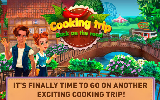 Cooking trip: Back on the road - screenshot