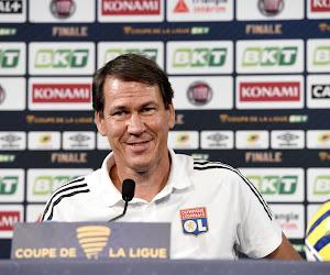 Un nouveau nom cité pour remplacer Rudi Garcia à Lyon