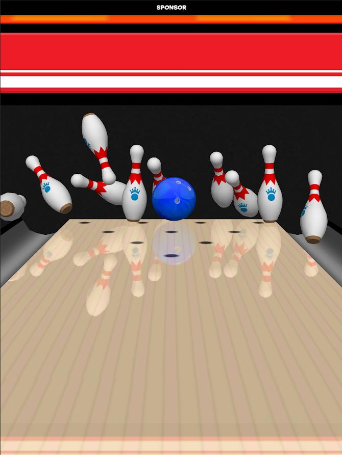 Strike! Ten Pin Bowling Android 10