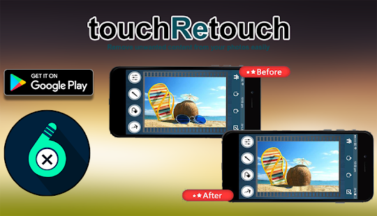 Guide for TouchRetouch - Pro Editor - náhled