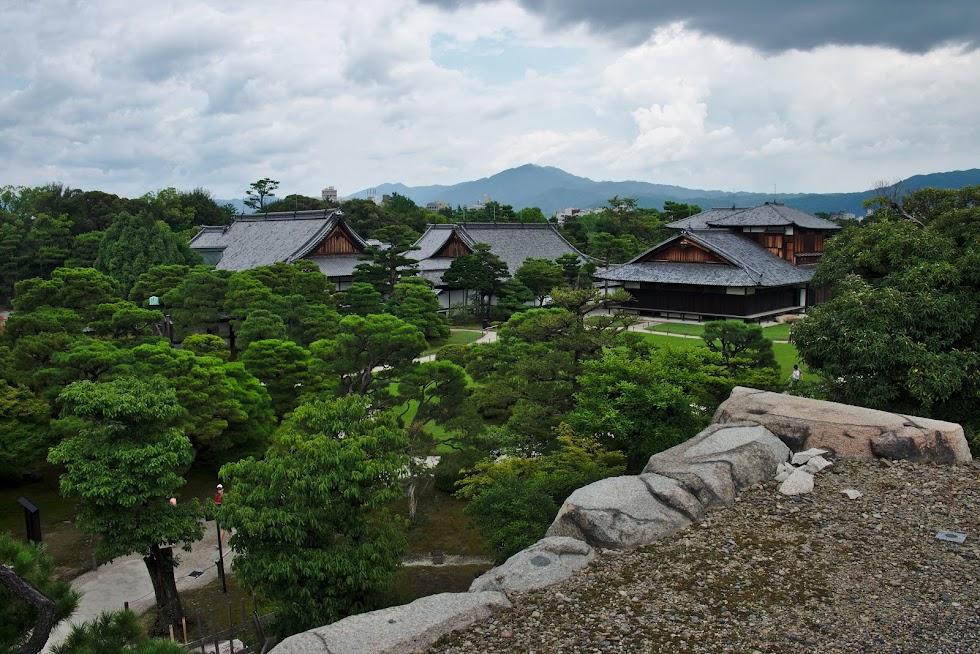 Zamek Nijo w Kioto