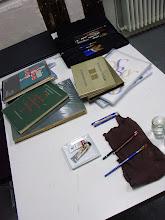 Photo: Documentation et matériel
