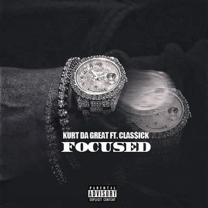 Cover Art for song Focused
