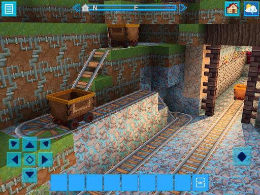 RoboCraft: Building & Survival Craft - Robot World 4.2.6 screenshots 20