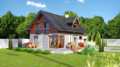 projekt Dom przy Alabastrowej 27