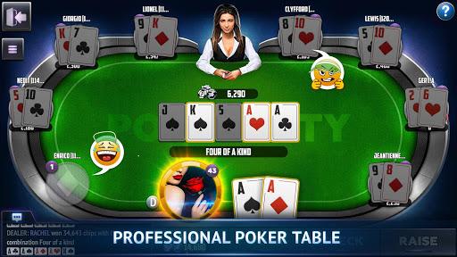 Poker City: Builder 1.4.0 screenshots 1