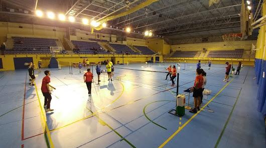 Adra acoge este sábado un torneo de bádminton con 40 deportistas