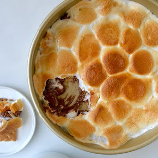 Peanut Butter Cup S'mores Dip.