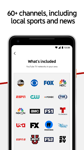 Download YouTube TV - Watch & Record Live TV MOD APK 2