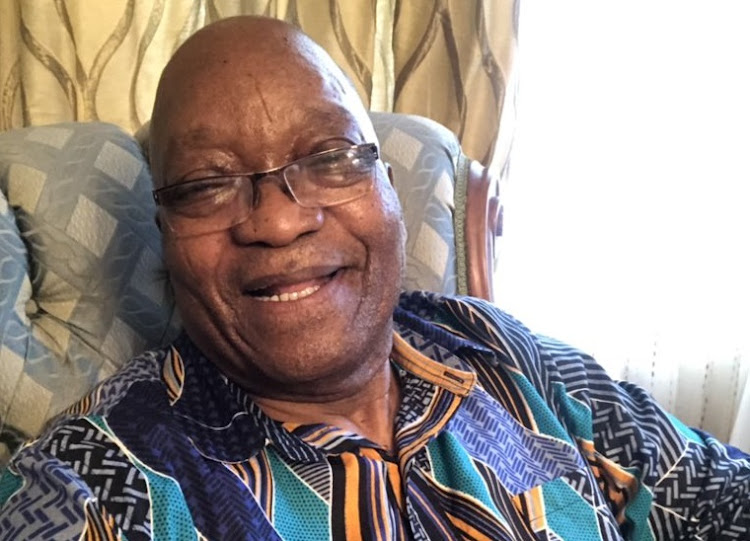 Jacob Zuma plans to launch his career as a recording artist in April 2019
