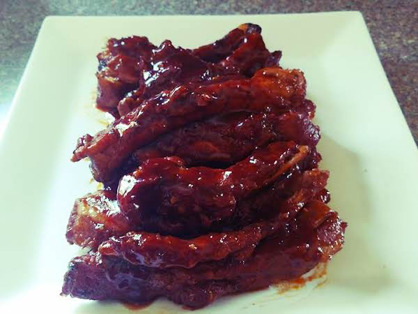 Cherry Bbq Baby Back Ribs In Instant Pot