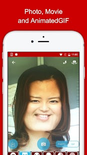 Ugly Camera - funny selfie - náhled