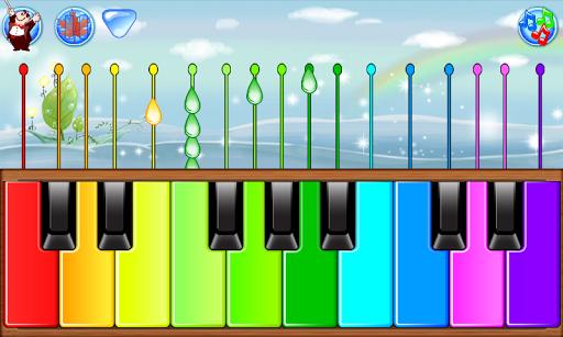 Children's piano.  screenshots 4