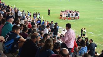 Llamamiento del URA Rugby a sus aficionados.