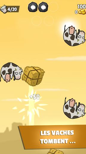 Code Triche Tap Tap Cows - Cow Land APK MOD screenshots 1