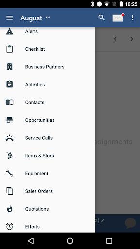 Coresystems Field Service  screenshots 2
