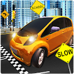Parking Driving School Icon