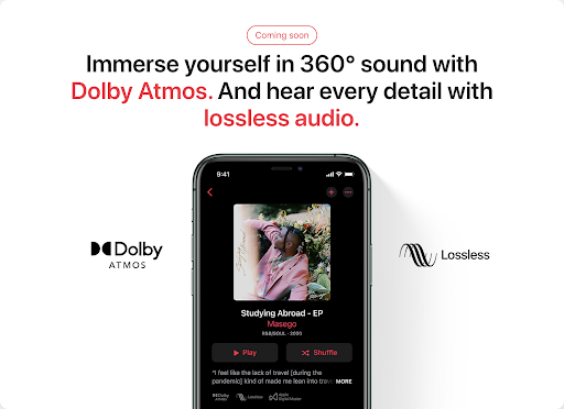Apple Music users in India get Spatial Audio and Lossless audio