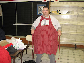 Photo: Apron purchased from Cincinnati Tent & Awning