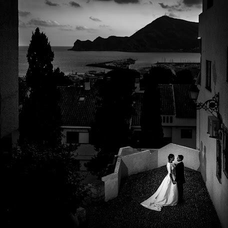 Fotógrafo de bodas Miguel Romero (fotomiguelromer). Foto del 27.02.2018