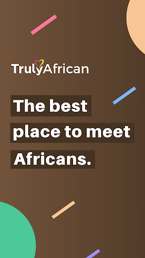 TrulyAfrican - African Dating App 4.4.0 screenshots 1
