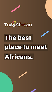 TrulyAfrican – African Dating 1