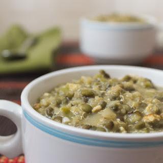 Garlicky Green Chili