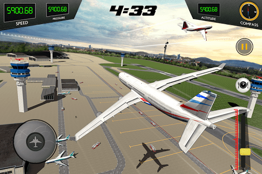 Real Plane Landing Simulator 1.5 screenshots 3