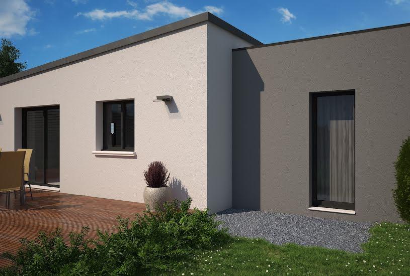 Vente Terrain + Maison - Terrain : 1800m² - Maison : 150m² à Nouaillé-Maupertuis (86340)