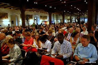 Photo: Sobotní shromáždění
