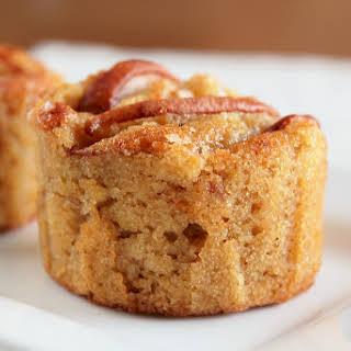 Vanilla Pear Muffins.