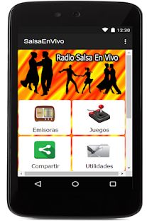 Radio Salsa - náhled