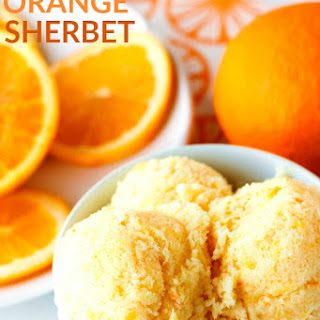 Orange Sherbet Orange Crush Pineapple Recipes